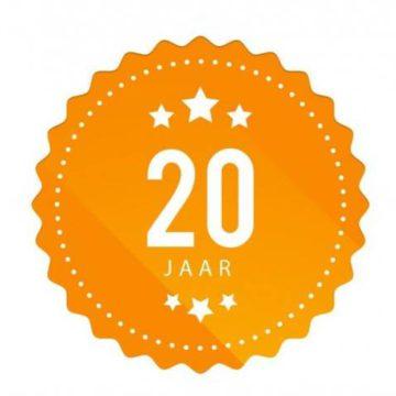 Make My Day bestaat 20 jaar en zit in een nieuw jasje!