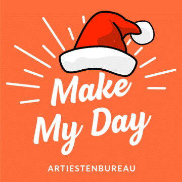 Make My Day in kerstsfeer!