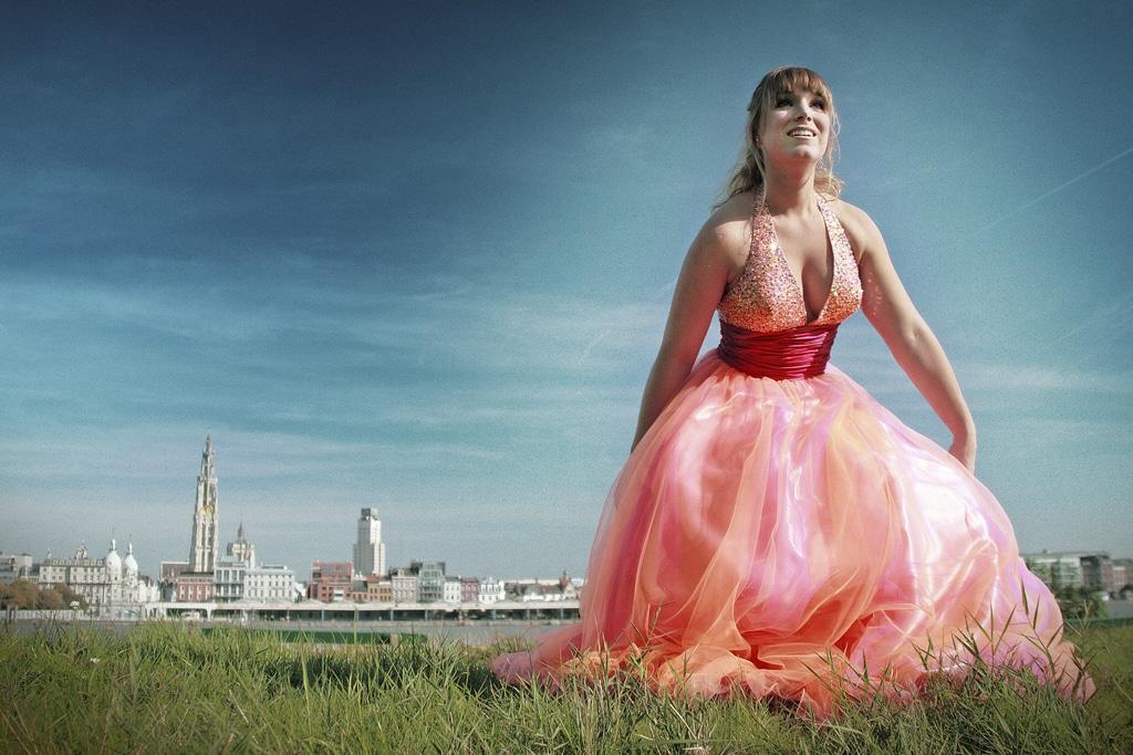Iris Hendrickx brengt debuut-cd uit
