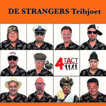 4TACT brengt eerste full-cd uit